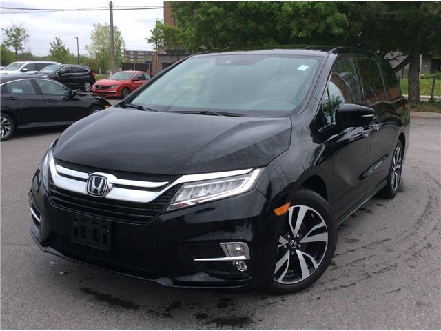 2020 Honda Odyssey Touring (Stk: 20-0069) in Ottawa - Image 1 of 30