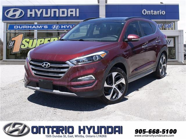 2017 Hyundai Tucson Ultimate (Stk: 48422K) in Whitby - Image 1 of 22
