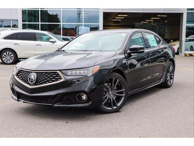 2020 Acura TLX Tech A-Spec w/Red Leather (Stk: 18945) in Ottawa - Image 1 of 30