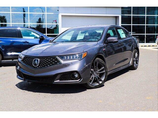 2020 Acura TLX Tech A-Spec w/Red Leather (Stk: 19031) in Ottawa - Image 1 of 30