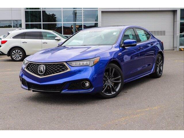 2020 Acura TLX Tech A-Spec w/Red Leather (Stk: 19032) in Ottawa - Image 1 of 30