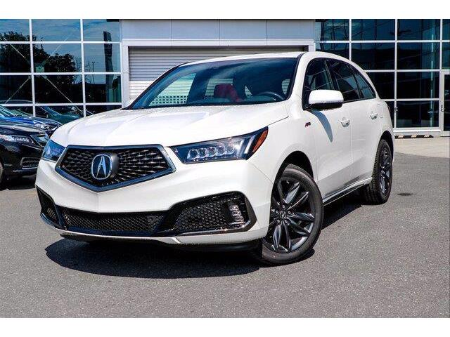 2020 Acura MDX A-Spec (Stk: 19124) in Ottawa - Image 1 of 30