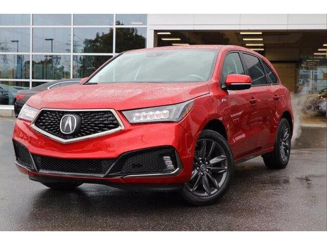 2020 Acura MDX A-Spec (Stk: 19097) in Ottawa - Image 1 of 30