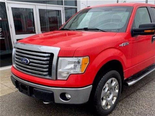 2011 Ford F150 XL Supercab 4WD (Stk: HU4865) in Orangeville - Image 1 of 6