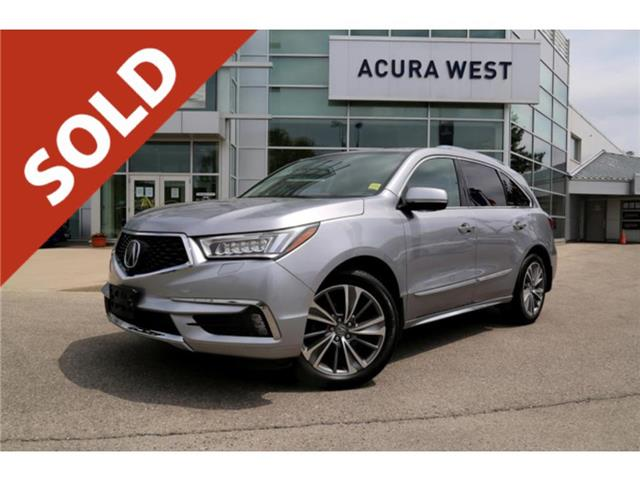 2017 Acura MDX SOLD!!! (Stk: 7244A) in London - Image 1 of 1