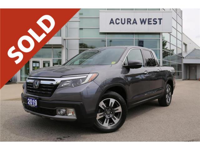 2019 Honda Ridgeline SOLD!!! (Stk: 7245A) in London - Image 1 of 1