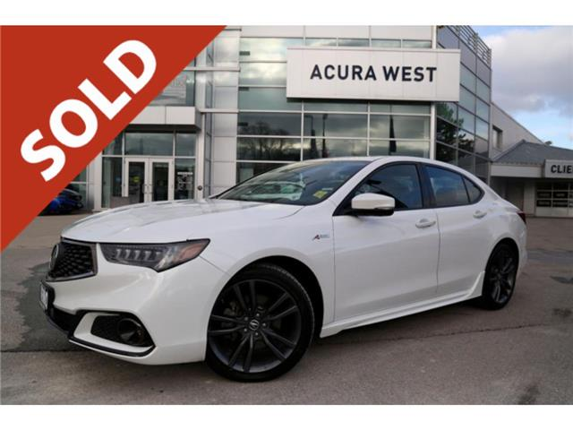2019 Acura TLX SOLD!!! (Stk: 19Eliteaspec) in London - Image 1 of 1