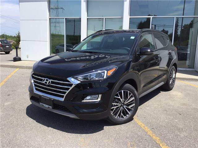 2020 Hyundai Tucson Luxury (Stk: H12407) in Peterborough - Image 1 of 30