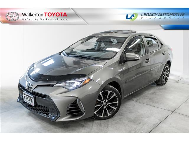 2017 Toyota Corolla SE (Stk: 20133A) in Kincardine - Image 1 of 16