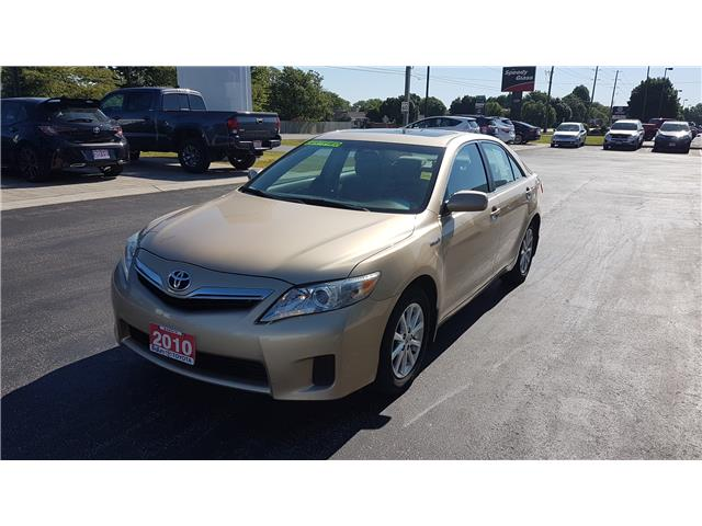 2010 Toyota Camry Hybrid Base (Stk: 514251) in Sarnia - Image 1 of 7