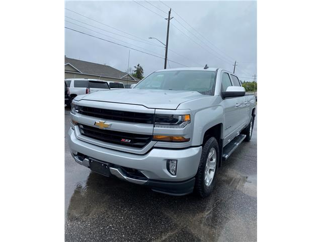 2017 Chevrolet Silverado 1500  (Stk: A20129) in Sioux Lookout - Image 1 of 7