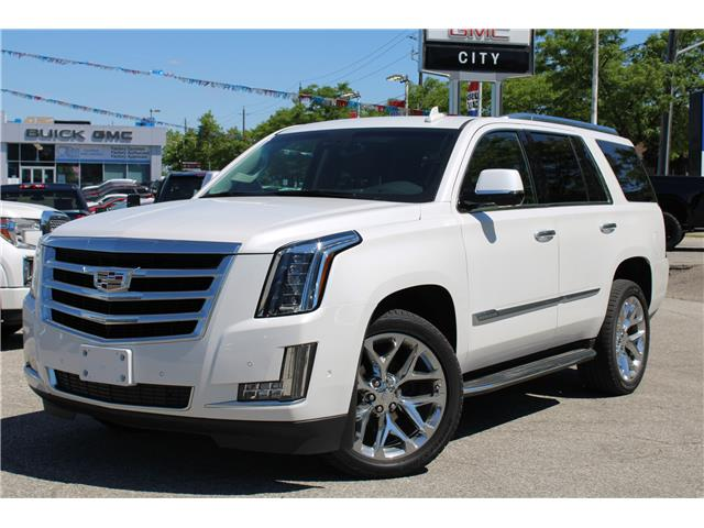 New 2020 Cadillac Escalade Luxury for Sale in Toronto ...