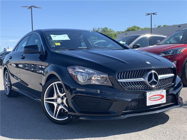 2014 Mercedes-Benz CLA-Class Base (Stk: 19T863B) in Midland - Image 1 of 16