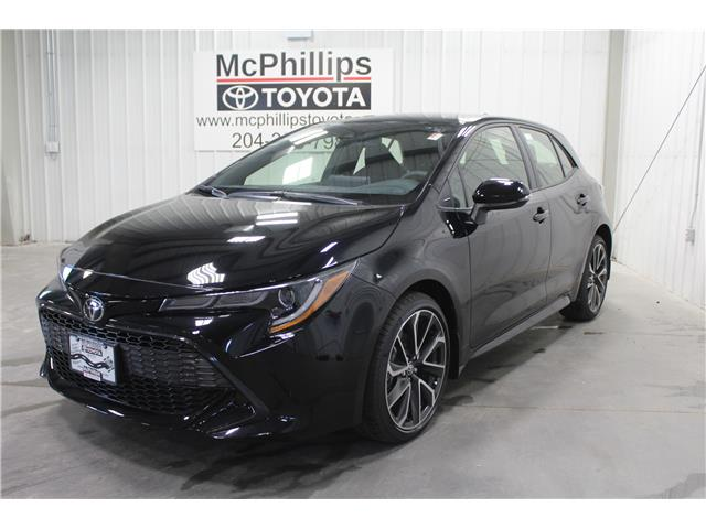 2020 Toyota Corolla Hatchback Base (Stk: 3101776) in Winnipeg - Image 1 of 19