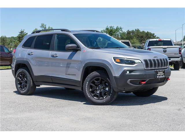 2020 Jeep Cherokee Trailhawk (Stk: 33563) in Barrie - Image 1 of 26