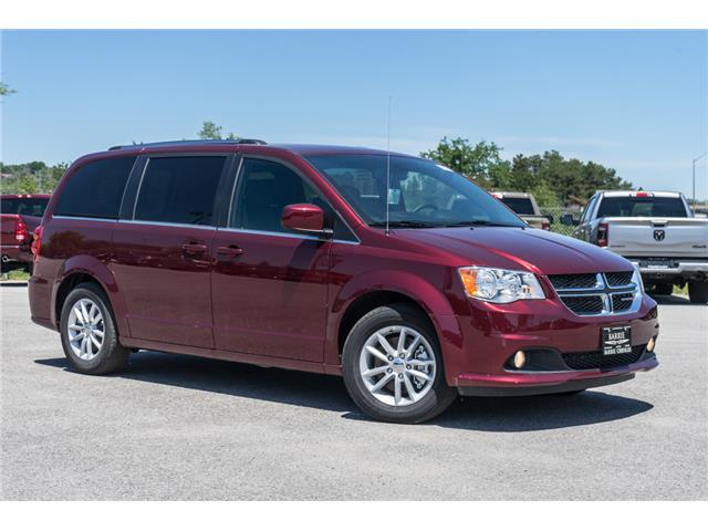 2020 Dodge Grand Caravan Premium Plus (Stk: 33787) in Barrie - Image 1 of 25