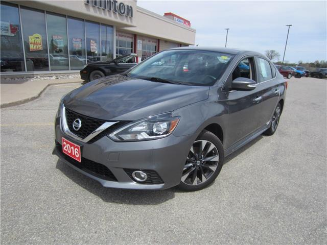 2016 Nissan Sentra 1.8 SR (Stk: 19337A) in Perth - Image 1 of 15