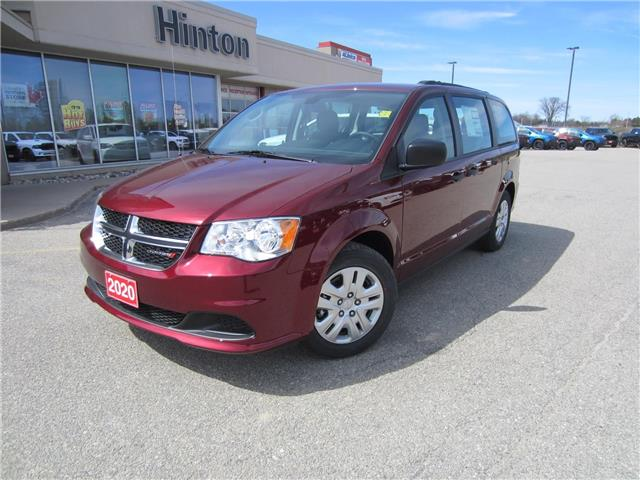 2020 Dodge Grand Caravan SE (Stk: 20141) in Perth - Image 1 of 20
