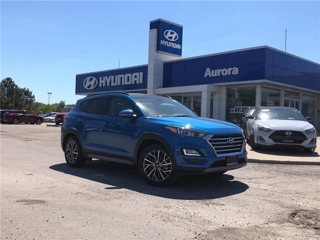 2020 Hyundai Tucson  (Stk: 21988) in Aurora - Image 1 of 15