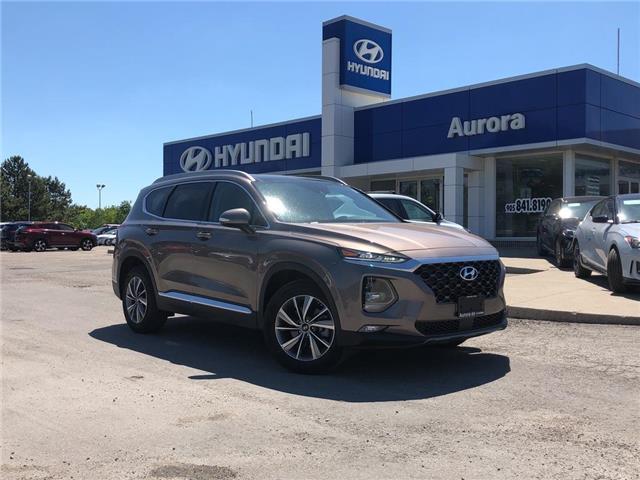 2020 Hyundai Santa Fe  (Stk: 22031) in Aurora - Image 1 of 15