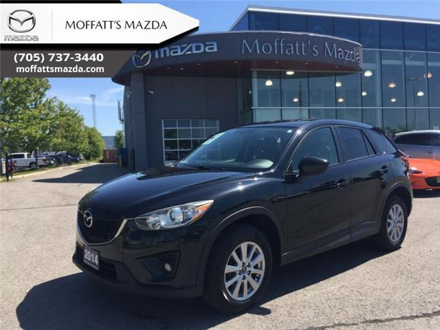 2014 Mazda CX-5 GS (Stk: P7941A) in Barrie - Image 1 of 21