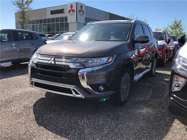 2019 Mitsubishi Outlander PHEV  (Stk: K0182) in Barrie - Image 1 of 5