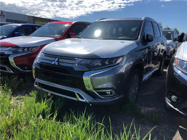 2020 Mitsubishi Outlander PHEV  (Stk: L0123) in Barrie - Image 1 of 5