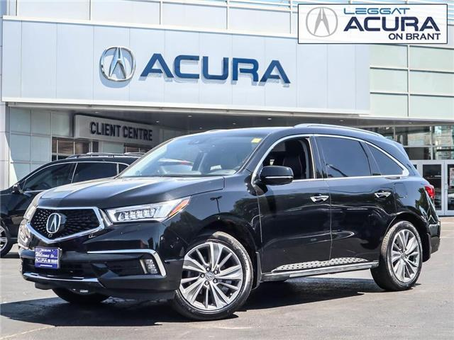 2018 Acura MDX Elite Package (Stk: 4241) in Burlington - Image 1 of 27