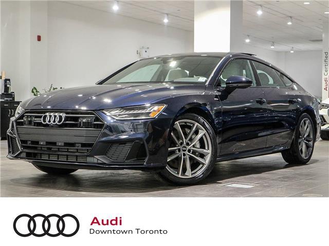 2019 Audi A7 55 Technik (Stk: P3750) in Toronto - Image 1 of 27
