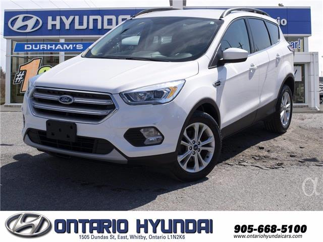 2017 Ford Escape SE (Stk: 09183K) in Whitby - Image 1 of 18
