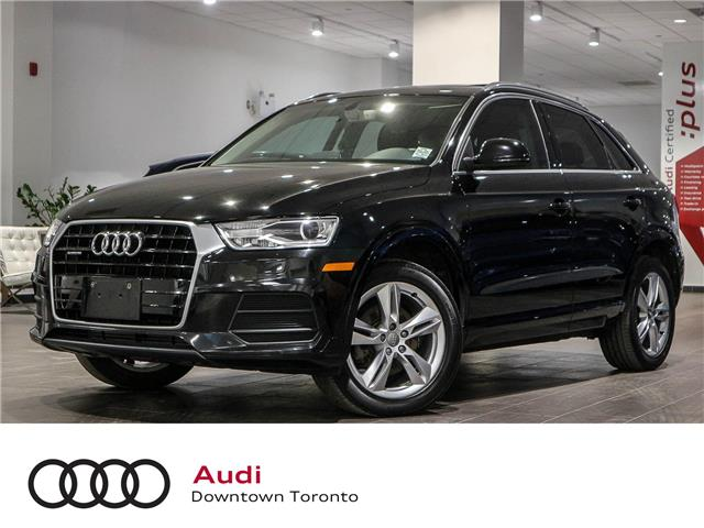 2016 Audi Q3 2.0T Progressiv (Stk: P3758) in Toronto - Image 1 of 26
