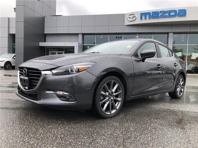 2018 Mazda Mazda3 GT (Stk: 305712K) in Surrey - Image 1 of 15
