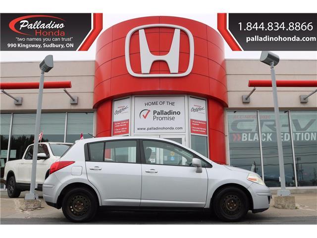 2009 Nissan Versa 1.8SL (Stk: 22564W) in Greater Sudbury - Image 1 of 26