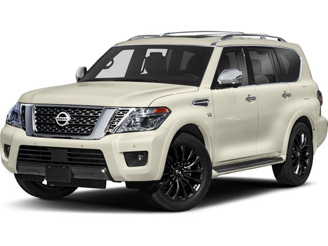 2020 Nissan Armada Platinum (Stk: CL9780117) in Cobourg - Image 1 of 1
