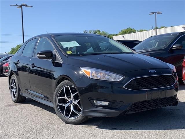 2017 Ford Focus SE (Stk: 19T808A) in Midland - Image 1 of 14