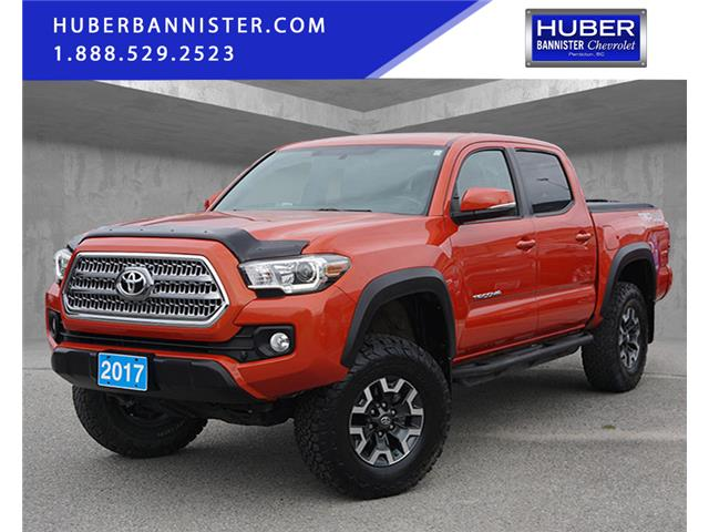 2017 Toyota Tacoma TRD Off Road (Stk: N18519A) in Penticton - Image 1 of 22