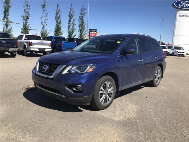 2017 Nissan Pathfinder SL (Stk: LLT154A) in Ft. Saskatchewan - Image 1 of 24