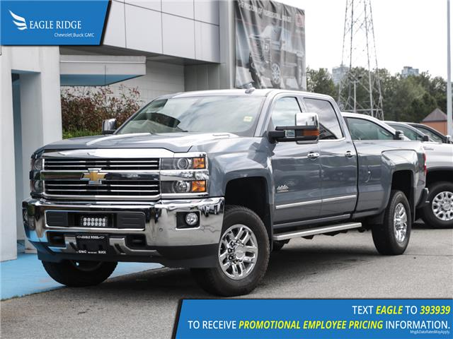 2016 Chevrolet Silverado 3500HD High Country (Stk: 168915) in Coquitlam - Image 1 of 18