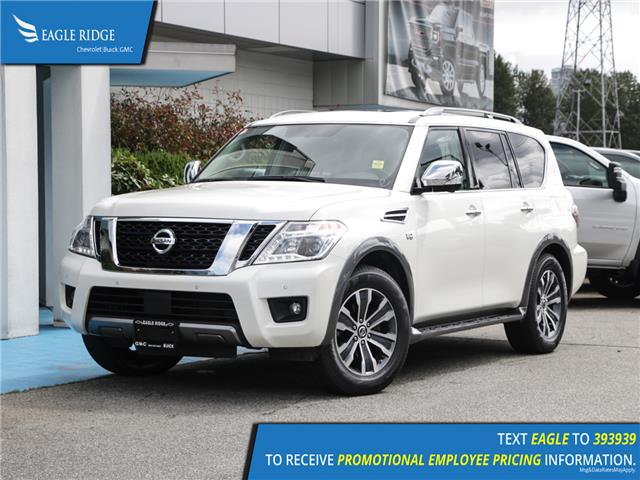 2019 Nissan Armada SL (Stk: 199890) in Coquitlam - Image 1 of 20