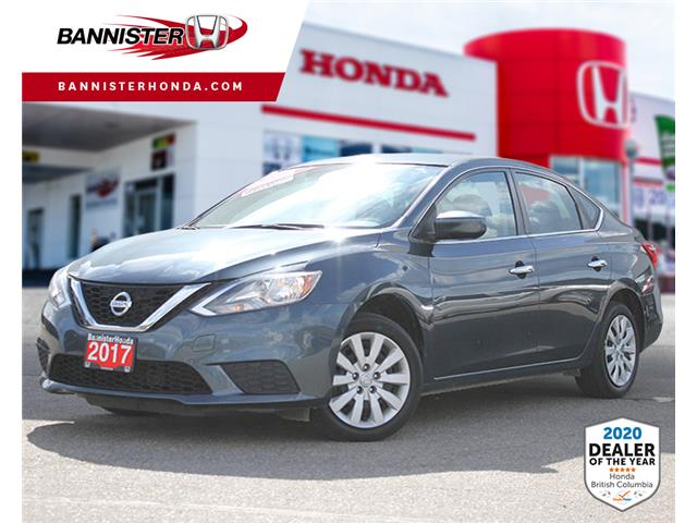 2017 Nissan Sentra 1.8 S 3N1AB7APXHY314309 P19-101 in Vernon