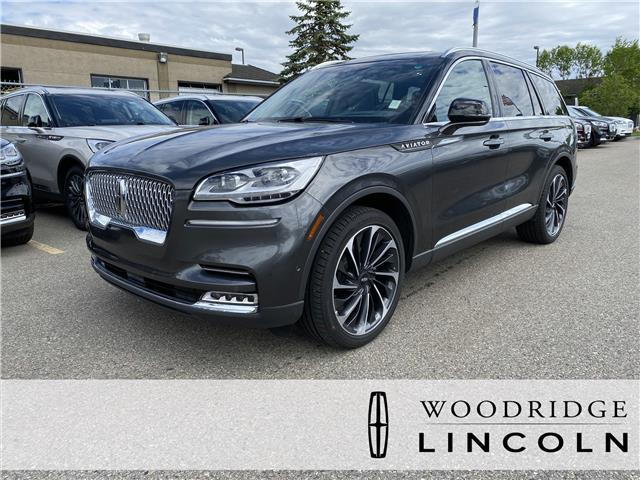 2020 Lincoln Aviator Reserve (Stk: L-09) in Calgary - Image 1 of 7