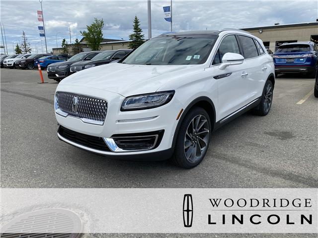 2020 Lincoln Nautilus Reserve (Stk: L-859) in Calgary - Image 1 of 7