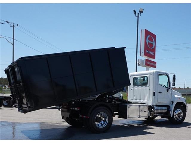 2020 Hino 338 - 187 w/ XR7 MULTILIFT HOOKLIFT SYSTEM  (Stk: HLTW15731) in Barrie - Image 1 of 10