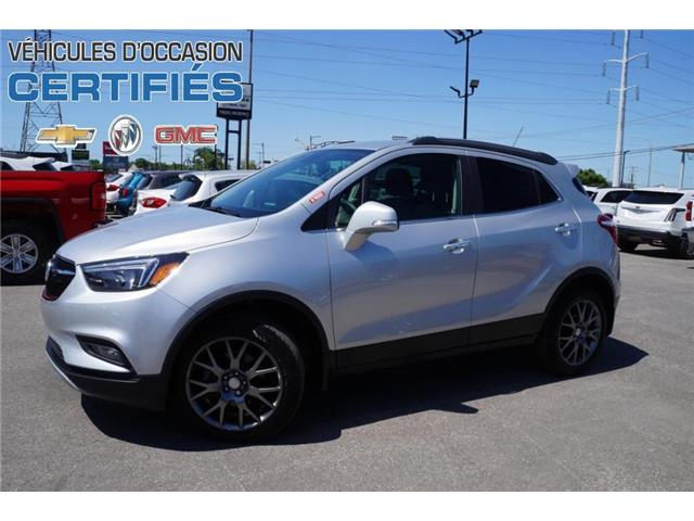2019 Buick Encore Sport Touring (Stk: K1020X) in Trois-Rivières - Image 1 of 22