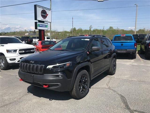 2020 Jeep Cherokee Trailhawk (Stk: 6026) in Sudbury - Image 1 of 20