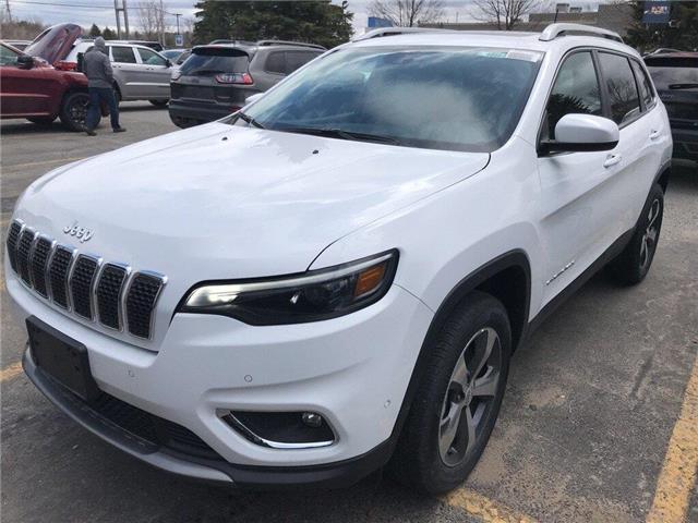 2020 Jeep Cherokee Limited (Stk: 6086) in Sudbury - Image 1 of 22