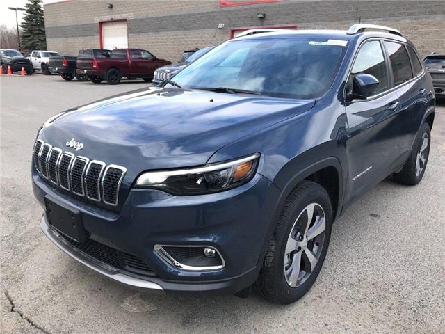 2020 Jeep Cherokee Limited (Stk: 6085) in Sudbury - Image 1 of 17