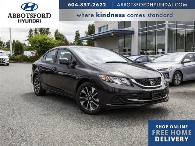 2013 Honda Civic EX (Stk: KK372757ABA) in Abbotsford - Image 1 of 30