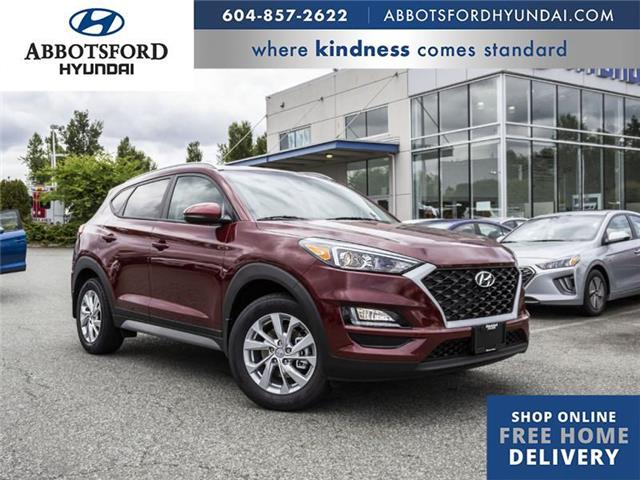 2020 Hyundai Tucson Preferred (Stk: LT256878) in Abbotsford - Image 1 of 1