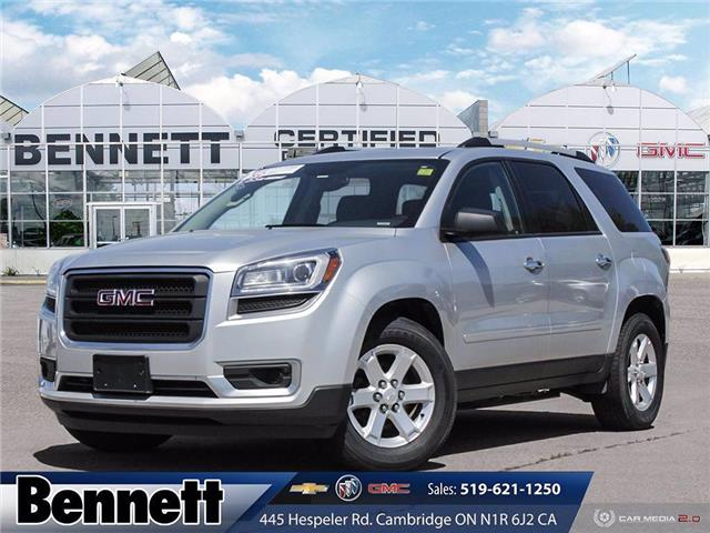 2014 GMC Acadia SLE2 (Stk: 190260A) in Cambridge - Image 1 of 27